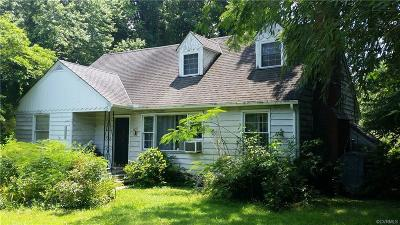 Chesterfield Single Family Home For Sale: 8453 Forest Hill Avenue