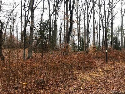 Powhatan County Residential Lots & Land For Sale: 4 Old Church Road