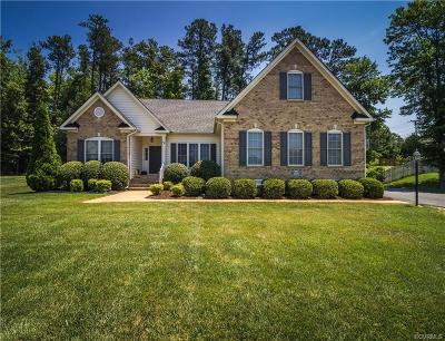 Henrico Single Family Home For Sale: 11025 Carrington Green Drive