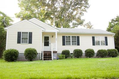 Hopewell Single Family Home For Sale: 905 Maple Street