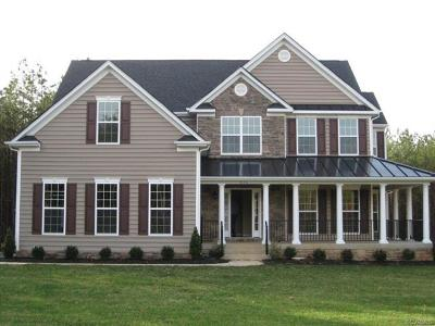 Goochland Single Family Home For Sale: 3658 West Rocketts Ridge Court