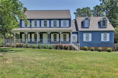 South Chesterfield Single Family Home For Sale: 14301 Fox Knoll Drive