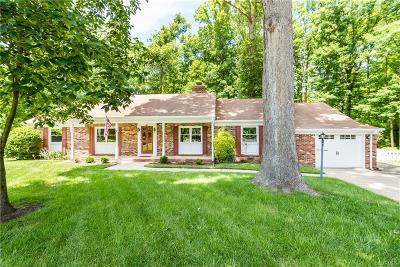 Chester Single Family Home For Sale: 11142 Northborough Lane