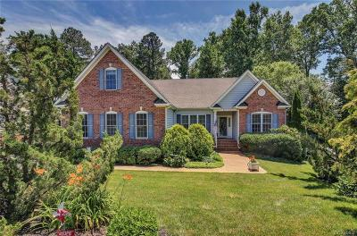 Glen Allen Single Family Home For Sale: 5809 Dorton Lane
