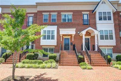 Richmond Single Family Home For Sale: 1725 West Cary Street