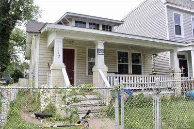 Richmond Single Family Home For Sale: 1119 North 20th Street