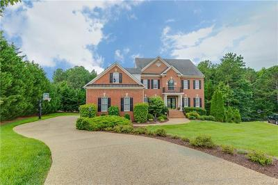 Midlothian Single Family Home For Sale: 16148 Swallowtail Place