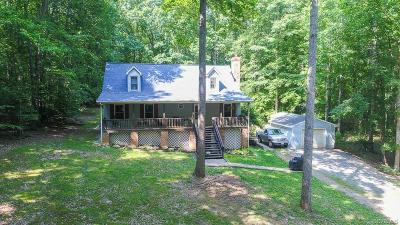 Louisa Single Family Home For Sale: 4752 Fleming Road