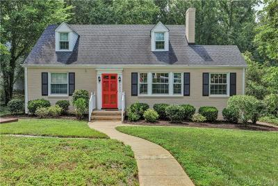 Henrico Single Family Home For Sale: 7609 Bryn Mawr Road