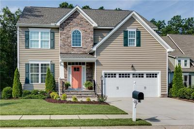 Midlothian Single Family Home For Sale: 14407 Forest Row Trail