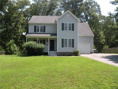 Chester Single Family Home For Sale: 10849 Tuscola Drive