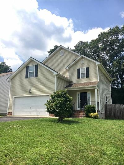 Henrico Single Family Home For Sale: 2900 Greenway Avenue