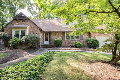 Colonial Heights Single Family Home For Sale: 802 Forestview Drive