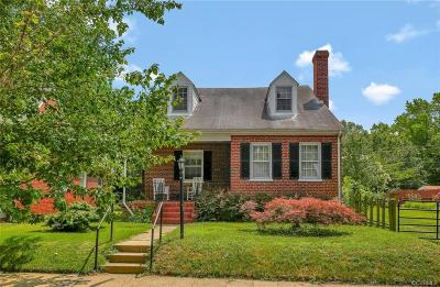 Richmond Single Family Home For Sale: 3427 Rosewood Avenue