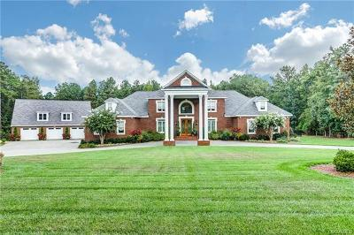 Chesterfield Single Family Home For Sale: 1921 Huguenot Springs Road
