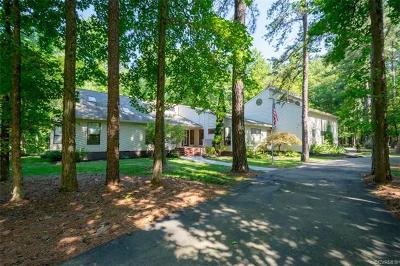 Hanover County Single Family Home For Sale: 14229 Millfield Creek Lane