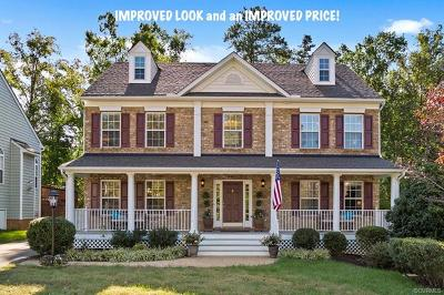 Chesterfield Single Family Home For Sale: 14331 Denby Terrace