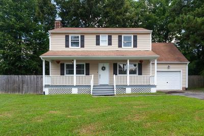 Single Family Home Sold: 1602 S Esther Court
