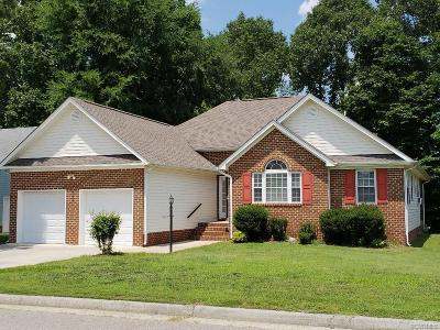 Colonial Heights Single Family Home For Sale: 230 Bluffs Terrace