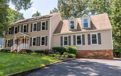 Midlothian Single Family Home For Sale: 12615 Lancey Court