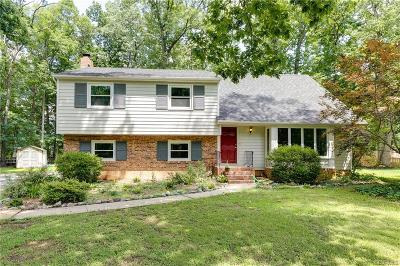 Richmond Single Family Home For Sale: 1709 Robindale Court
