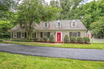 Henrico Single Family Home For Sale: 816 Forest Avenue