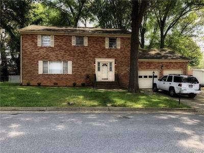 Hopewell Single Family Home For Sale: 3306 Walnut Street