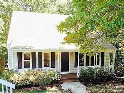 Chesterfield Rental For Rent: 9100 Barnwell Circle