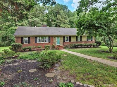 Henrico Single Family Home For Sale: 225 Roslyn Hills Dr