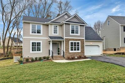 Chesterfield County Single Family Home For Sale: 5524 Bankstown Lane