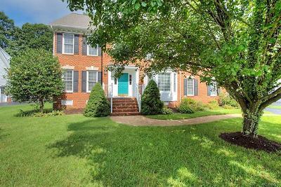 Glen Allen Single Family Home For Sale: 5521 Summer Creek Way