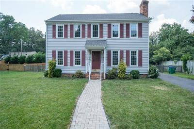 Richmond Single Family Home For Sale: 5111 Bromley Lane