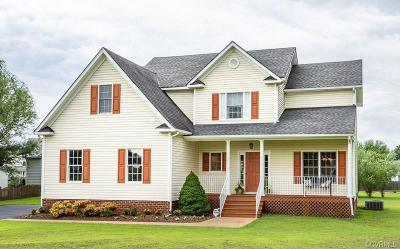 King William County Single Family Home For Sale: 93 Wilt Way