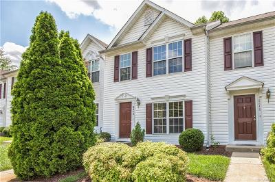 Henrico Condo/Townhouse For Sale: 8646 Springwater Drive #8646