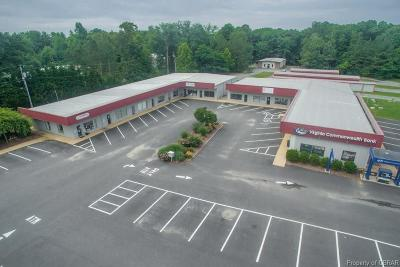 Middlesex County Commercial For Sale: 10876 General Puller Highway