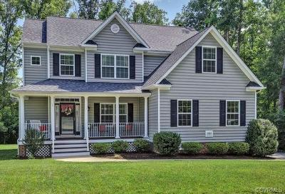 Midlothian Single Family Home For Sale: 2225 Wing Haven Place