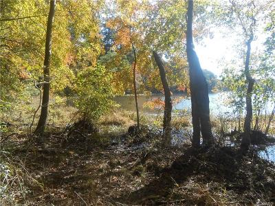 Dinwiddie County Residential Lots & Land For Sale: Colemans Lake Road