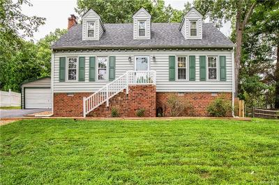 Chester Single Family Home For Sale: 3118 Castlebury Drive