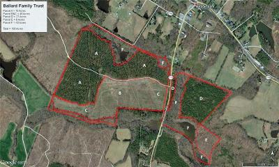 Hanover County Residential Lots & Land For Sale: 19250 Beaver Dam Road
