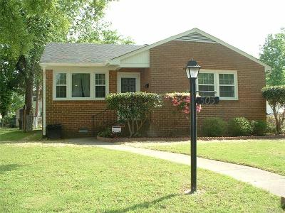 Richmond Single Family Home For Sale