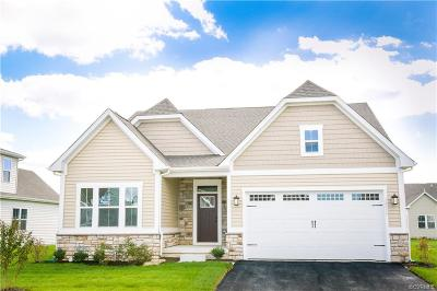 Chesterfield VA Single Family Home For Sale: $399,990