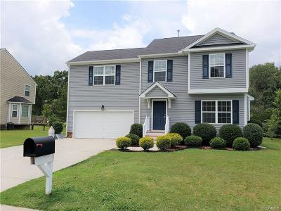 Chester Single Family Home For Sale: 13560 Green Spire Court