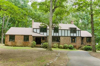 Powhatan Single Family Home For Sale: 2415 Hancroft Drive