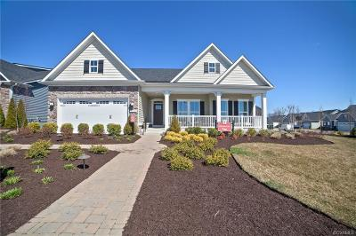 Chesterfield VA Single Family Home For Sale: $429,990