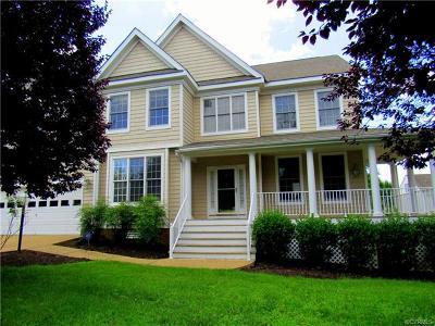 Midlothian Single Family Home For Sale: 13413 Heth Drive