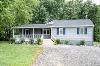 Hanover Single Family Home For Sale: 18196 Old Ridge Road