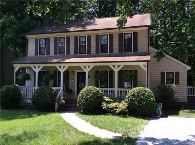 Chesterfield Single Family Home For Sale: 10417 Tamworth Road