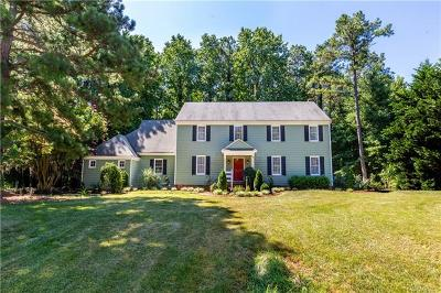 Chesterfield County Single Family Home For Sale: 11831 Rexmoor Drive