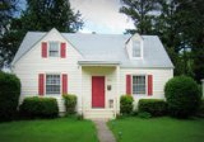 Petersburg Single Family Home For Sale: 1843 Sherwood Road