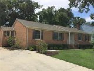 Colonial Heights Single Family Home For Sale: 1813 Duke Of Gloucester Street